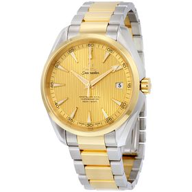 Omega 231.20.42.21.08.001 Seamaster Aqua Terra Mens Automatic Watch