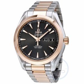 Omega 231.20.43.22.06.002 Aqua Terra Annual Calendar Mens Automatic Watch