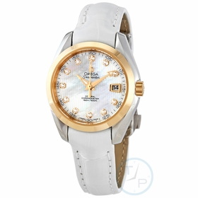 Omega 231.23.30.20.55.002 Seamaster Aqua Terra Ladies Automatic Watch