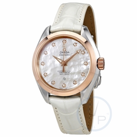 Omega 231.23.34.20.55.001 Seamaster Aqua Terra Ladies Automatic Watch