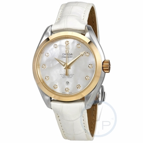 Omega 231.23.34.20.55.002 Seamaster Aqua Terra Ladies Automatic Watch