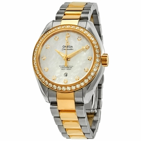Omega 231.25.34.20.55.006 Seamaster Aqua Terra Ladies Automatic Watch