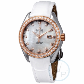Omega 231.28.34.20.55.002 Seamaster Aqua Terra Ladies Automatic Watch