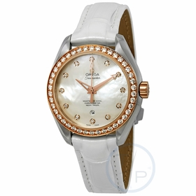 Omega 231.28.34.20.55.003 Seamaster Aqua Terra Ladies Automatic Watch