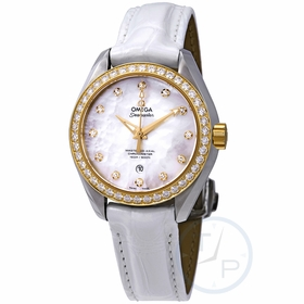 Omega 231.28.34.20.55.004 Seamaster Aqua Terra Ladies Automatic Watch