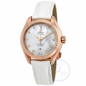 Omega 231.53.34.20.55.001 Seamaster Aqua Terra Ladies Automatic Watch