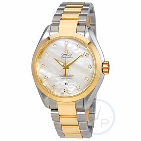Omega 23120342055002 Seamaster Aqua Terra Ladies Automatic Watch