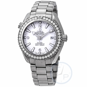 Omega 232.15.42.21.04.001 Seamaster Planet Ocean Ladies Automatic Watch