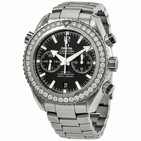 Omega 232.15.46.51.01.001 Seamaster Planet Ocean Mens Chronograph Automatic Watch