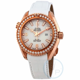 Omega 232.58.38.20.04.001 Seamaster Planet Ocean Ladies Automatic Watch