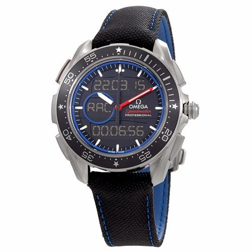 Omega 318.92.45.79.01.001 Chronograph Quartz Watch