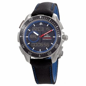 Omega 318.92.45.79.01.001 Speedmaster X-33 Regatta Mens Chronograph Quartz Watch