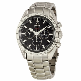Omega 321.10.42.50.01.001 Speedmaster Broad Arrow Mens Chronograph Automatic Watch
