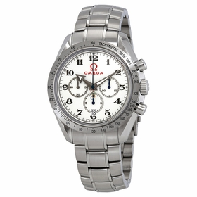 Omega 321.10.42.50.04.001 Speedmaster Broad Arrow Mens Chronograph Automatic Watch