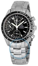 Omega 3220.50 Speedmaster Day Date Month Mens Chronograph Automatic Watch