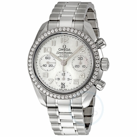 Omega 324.15.38.40.05.001 Speedmaster Ladies Chronograph Automatic Watch