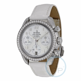 Omega 324.18.38.40.05.001 Speedmaster Ladies Chronograph Automatic Watch