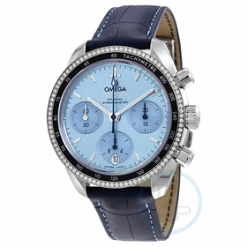 Omega 324.38.38.50.03.001 Speedmaster Unisex Chronograph Automatic Watch