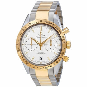 Omega 331.20.42.51.02.001 Speedmaster '57 Mens Chronograph Automatic Watch
