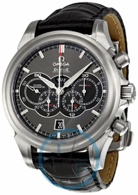 Omega 422.13.41.52.06.001 De Ville Mens Chronograph Automatic Watch