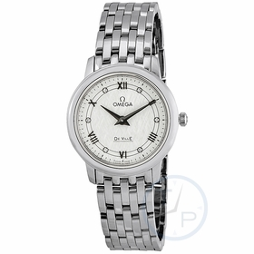 Omega 424.10.27.60.52.002 De Ville Prestige Ladies Quartz Watch