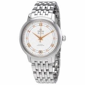 Omega 424.10.33.20.52.001 De Ville Prestige Ladies Automatic Watch