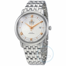 Omega 424.10.40.20.02.004 De Ville Prestige Co-Axial Mens Automatic Watch