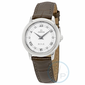 Omega 424.13.27.60.52.002 De Ville Prestige Ladies Quartz Watch