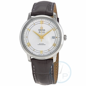 Omega 424.13.40.20.02.005 De Ville Mens Automatic Watch