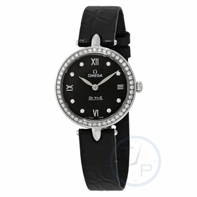 Omega 424.18.27.60.51.001 De Ville Prestige Ladies Quartz Watch