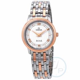 Omega 424.20.27.60.52.003 De Ville Ladies Quartz Watch