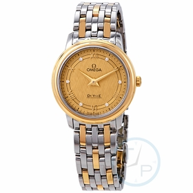 Omega 424.20.27.60.58.004 De Ville Ladies Quartz Watch