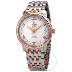 Omega 424.20.40.20.02.003 De Ville Mens Automatic Watch
