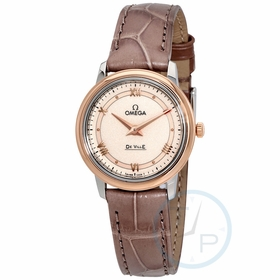 Omega 424.23.27.60.09.001 De Ville Ladies Quartz Watch