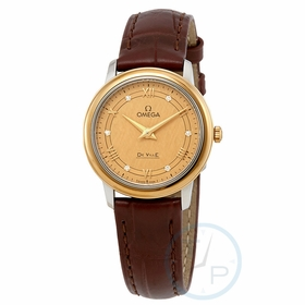 Omega 424.23.27.60.58.001 De Ville Ladies Quartz Watch