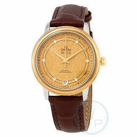 Omega 424.23.33.20.58.001 De Ville Ladies Automatic Watch