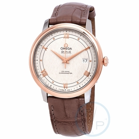Omega 424.23.40.20.02.003 De Ville Mens Automatic Watch