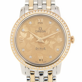 Omega 424.25.27.60.58.002 De Ville Prestige Ladies Quartz Watch