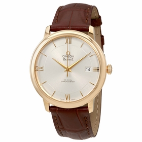 Omega 424.53.40.20.02.002 De Ville Prestige Mens Automatic Watch