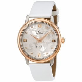 Omega 42422336052001 De Ville Prestige Ladies Quartz Watch