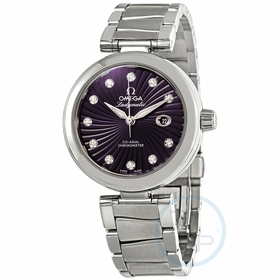 Omega 425.30.34.20.60.001 De Ville Ladymatic Ladies Automatic Watch