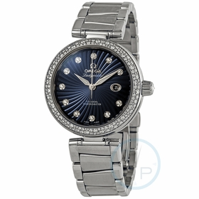 Omega 425.35.34.20.56.001 De Ville Ladymatic Ladies Automatic Watch