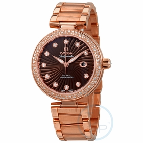 Omega 425.65.34.20.63.001 De Ville Ladymatic Ladies Automatic Watch