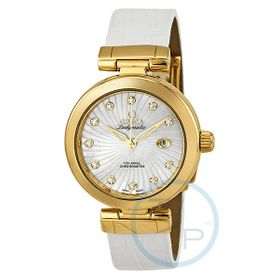 Omega 425.63.34.20.55.002 De Ville Ladymatic Ladies Automatic Watch