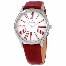 Omega 428.18.36.60.04.002 De Ville Tresor Ladies Quartz Watch
