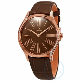 Omega 428.58.36.60.13.001 De Ville Ladies Quartz Watch