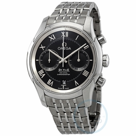 Omega 431.10.42.51.01.001 De Ville Co-Axial Mens Chronograph Automatic Watch