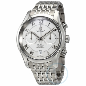 Omega 431.10.42.51.02.001 De Ville Mens Chronograph Automatic Watch
