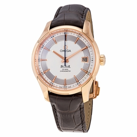 Omega 431.63.41.21.02.001 De Ville Hour Vision Mens Automatic Watch