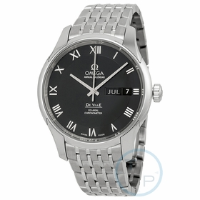 Omega 431.10.41.22.01.001 De Ville Annual Calendar Mens Automatic Watch